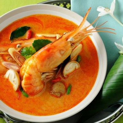 Let's cook Thai food