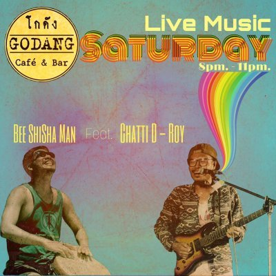 GoDang Saturday Live Music
