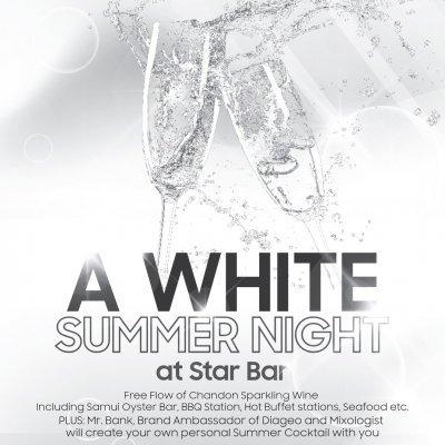 A White Summer Night