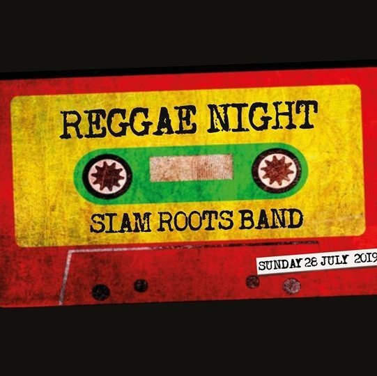 SG Sunday Sessions presents: Reggae Night ft. Siam Roots Band