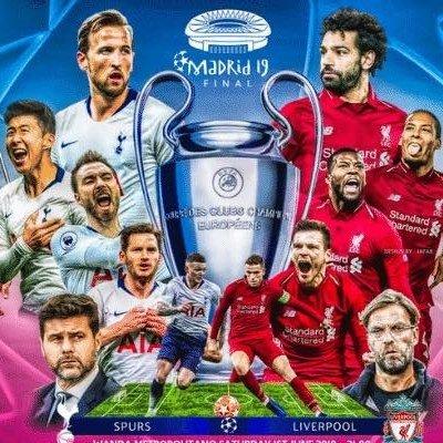 Finale ligue des Champions UEFA