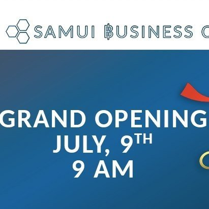Samui Business Consulting office • Grand Opening