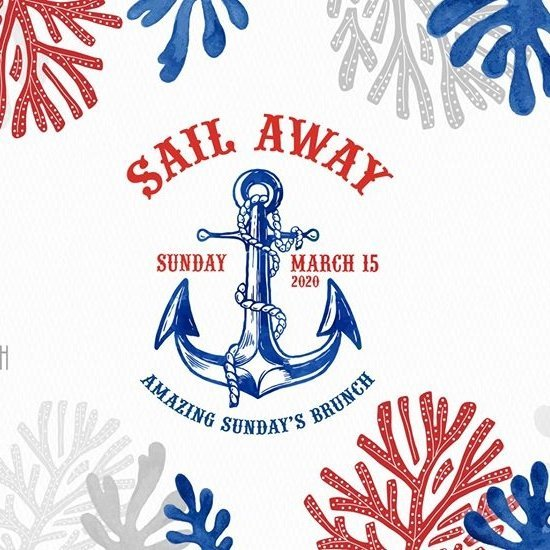 Sail Away - Amazing Sundays Brunch
