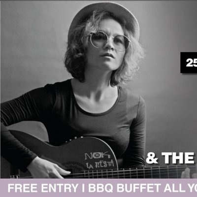 SG Sunday Sessions presents: NOK La Fiesta & The Soul Brothers