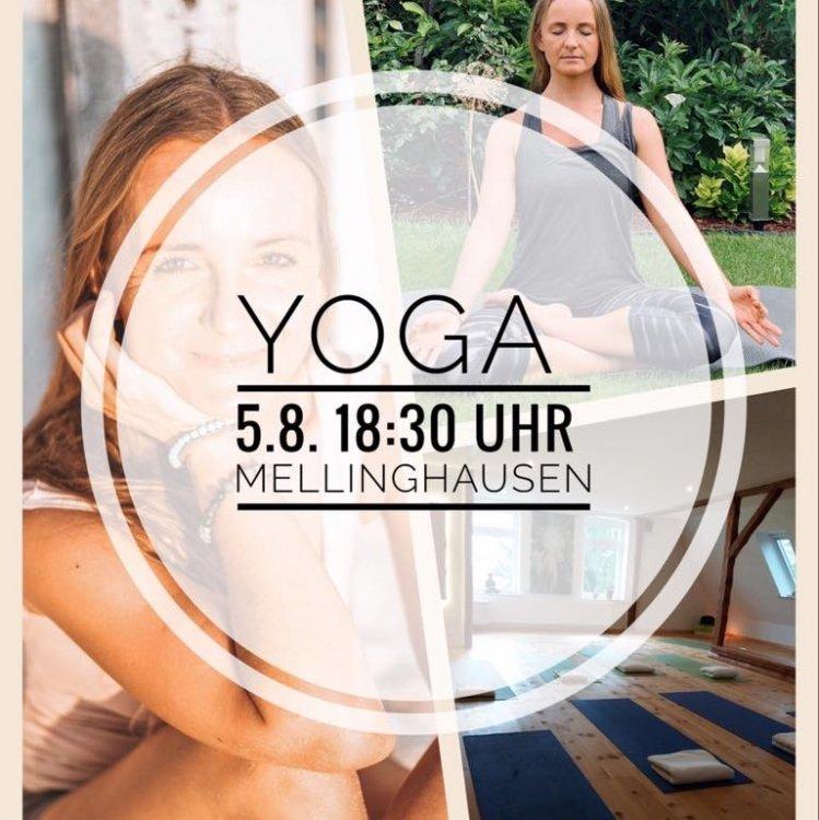 Sanfter Yogaflow