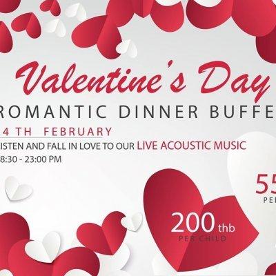 Romantic Dinner Buffet