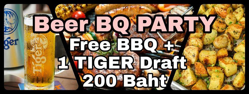 Beer BQ PARTY