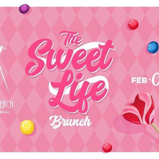 The Sweet Life - Amazing Sundays Brunch