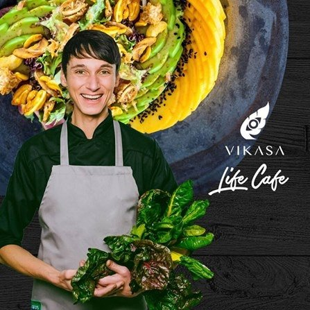 Yoga & Raw Food Immersion with Boris Lauser