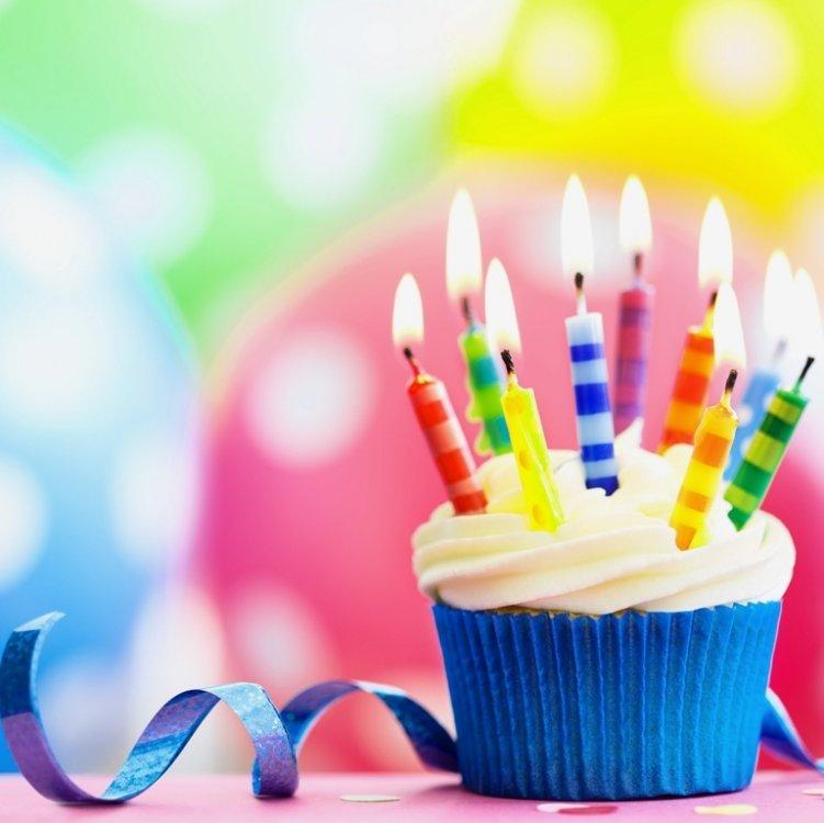 2 Birthdays ...