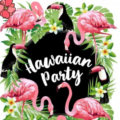 Hawaiian Party!!!!!