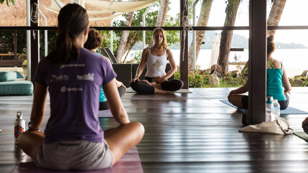 Take Centered Yoga: Meditation&Breath