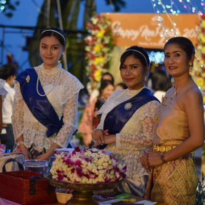 Thai Night Fresh and Abundant Thai Set