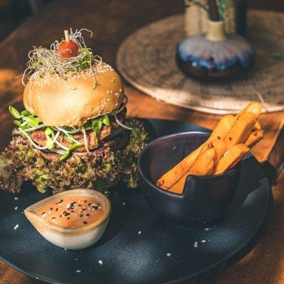 Veggie Burger Saturdays