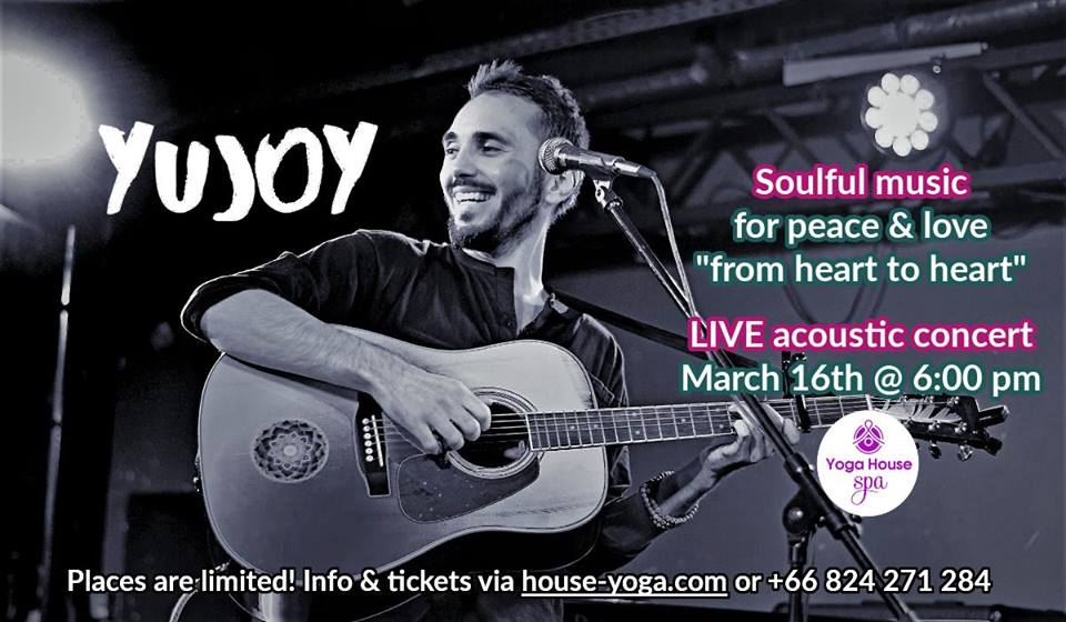 YUJOY soulful music concert