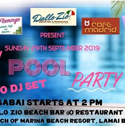 Sabai Pool Party