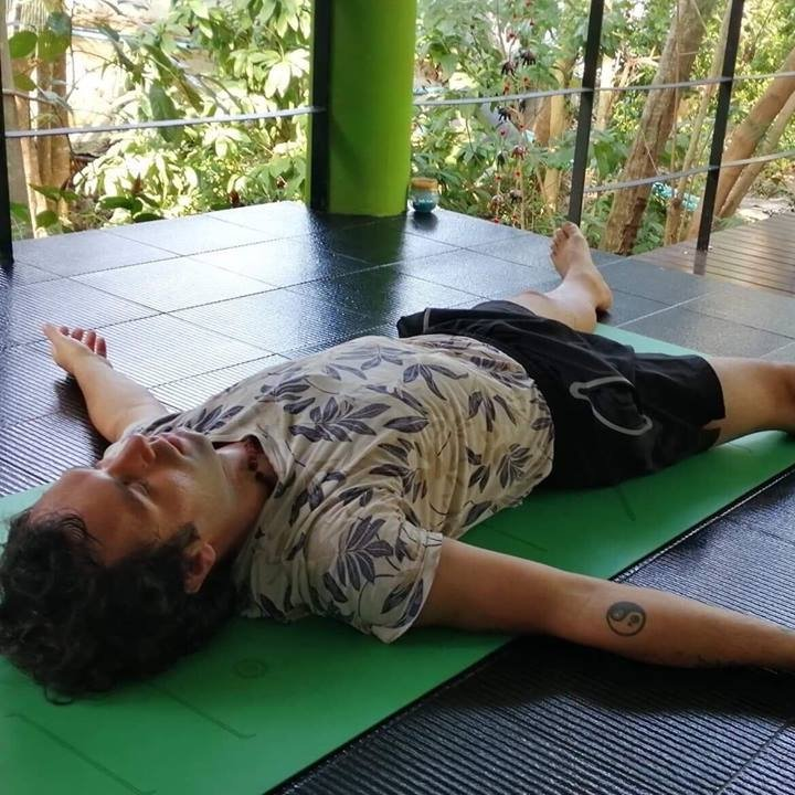 Practice Makes Progress - Sivananda Hatha Yoga with Giuseppe