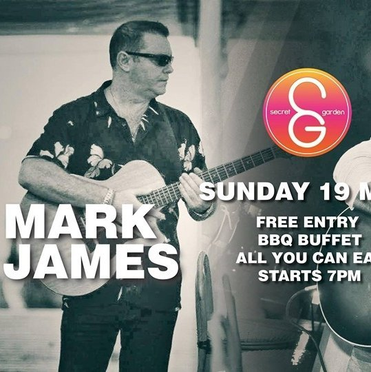 SG Sunday Sessions presents: Mark James & Ray Frost