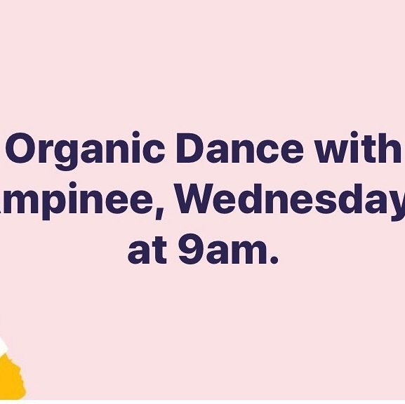 Organic Dance with Ampinee