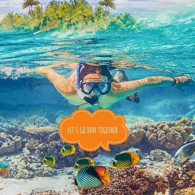 SNORKELING & DIVING TRIP overnight