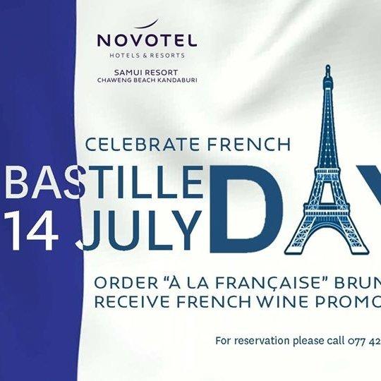 Bastille Day Brunch