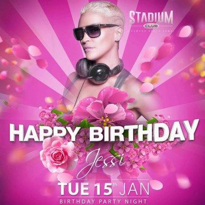 DJ Jessi 40th Birthday Bash