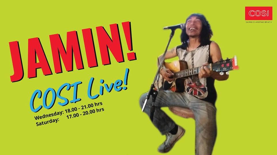 COSI Live - Jammin!