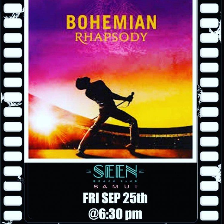 Pool Cinema - Bohemian Rhapsody
