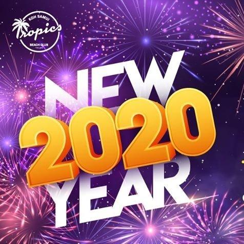 Koh Samui 2020 Countdown