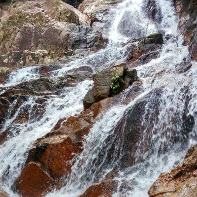 Tan Rua Waterfall