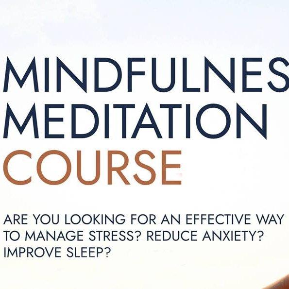 Mindfulness Meditation Course