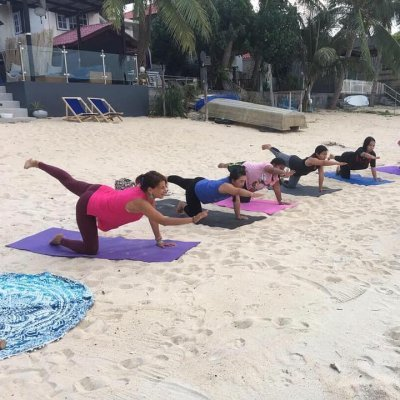 Free Yoga Samui Community - Sunset Hatha Yoga