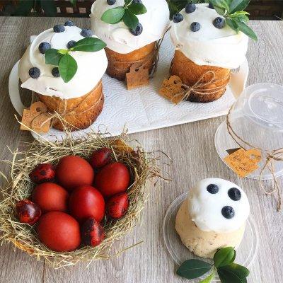 Easter baking / Пасхальная выпечка