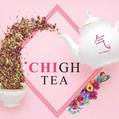 CHIgh Tea