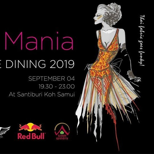 Fashion Mania | In Vogue Dining 2019