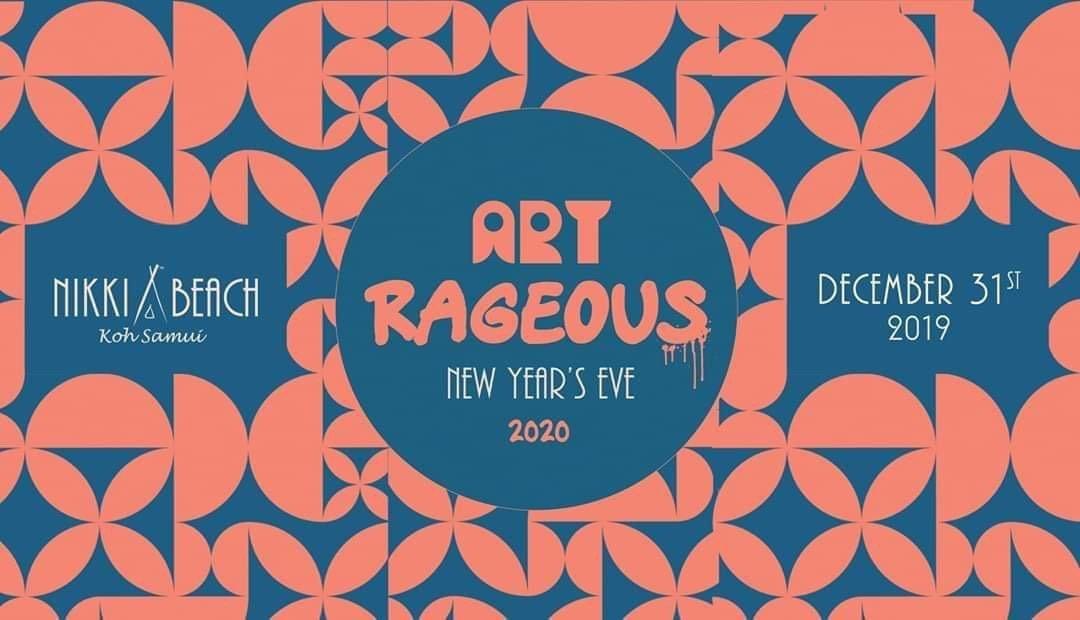 Art rageous