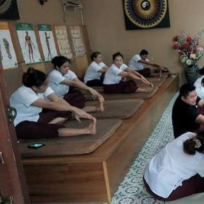 การฝึกอบรมและทดสอบยกระดับฝีมือนวดไทย (ระดับ1)
