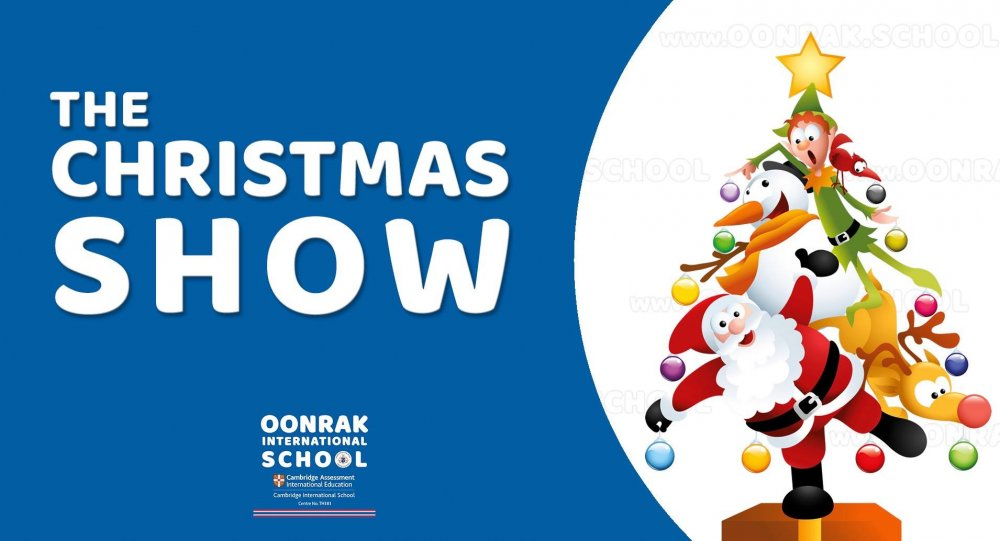 Christmas Show at Oonrak