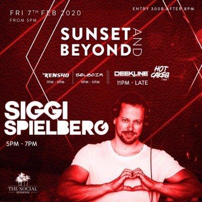DJ SIGGI SPIELBERG @social samui