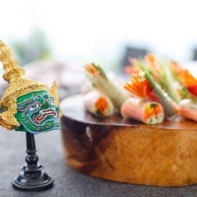 Thai Street Food Buffet at Woobar