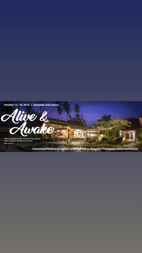 Alive and Awake Wellness Retreat