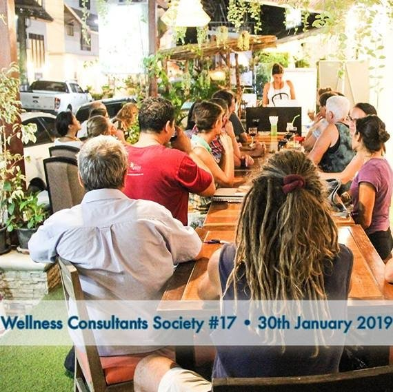 Wellness Consultants Society #17