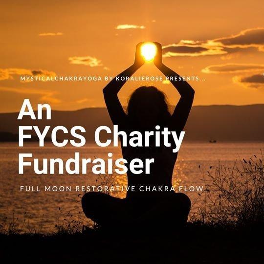 FYCS Charity Fundraiser by MysticalChakraYoga
