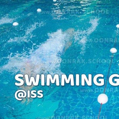 Swimming Gala at ISS