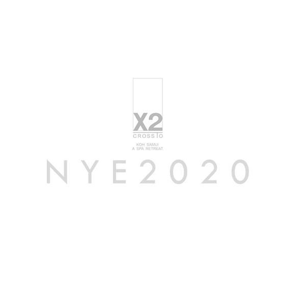 X2 Koh Samui - New Year Eve 2020 - White Party