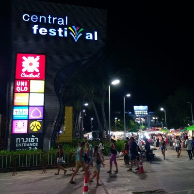 Night market Central Festival