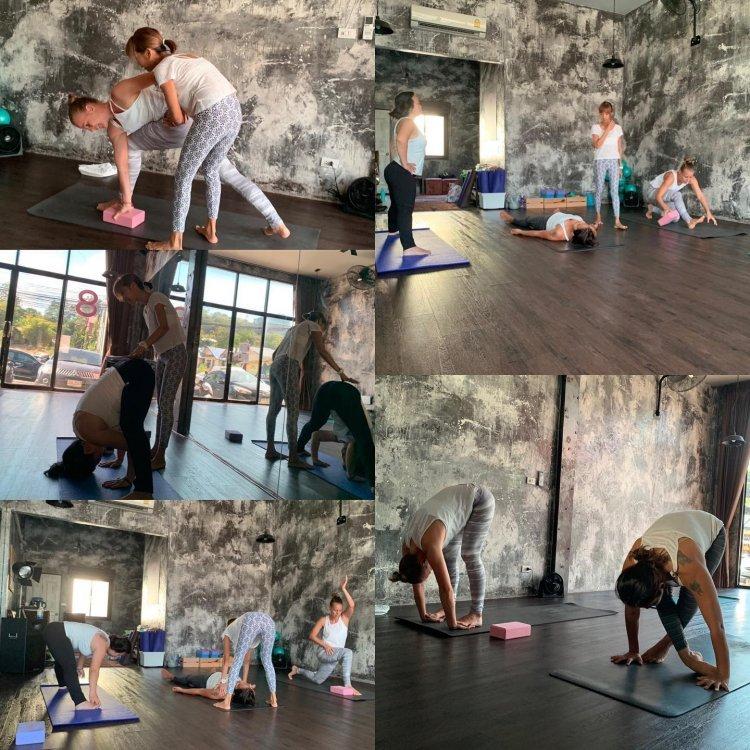 Pilates with Karan
