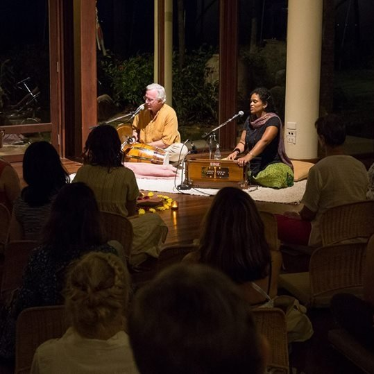 Healing Sounds of Mantras Concert with Sivani & Kharku