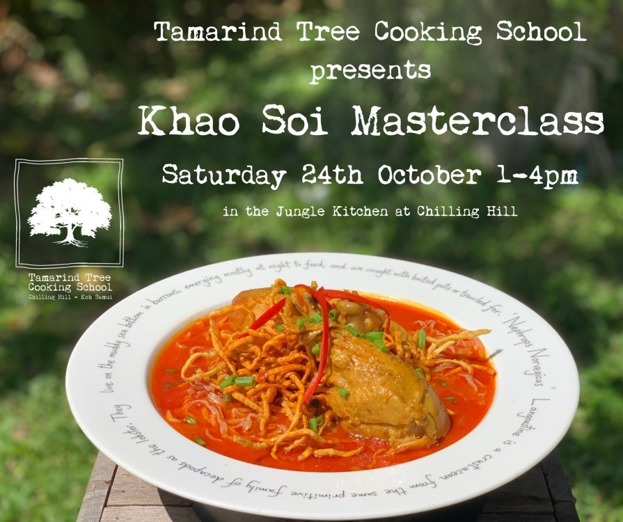 Khao Soi Masterclass