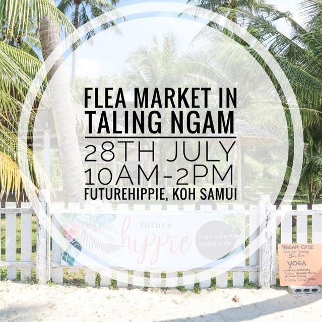 flea market, fun & friends